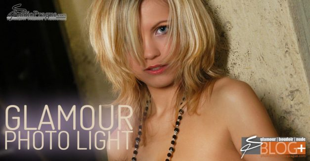 The Basics of Glamour Photo Lighting on an Indoor Shoot