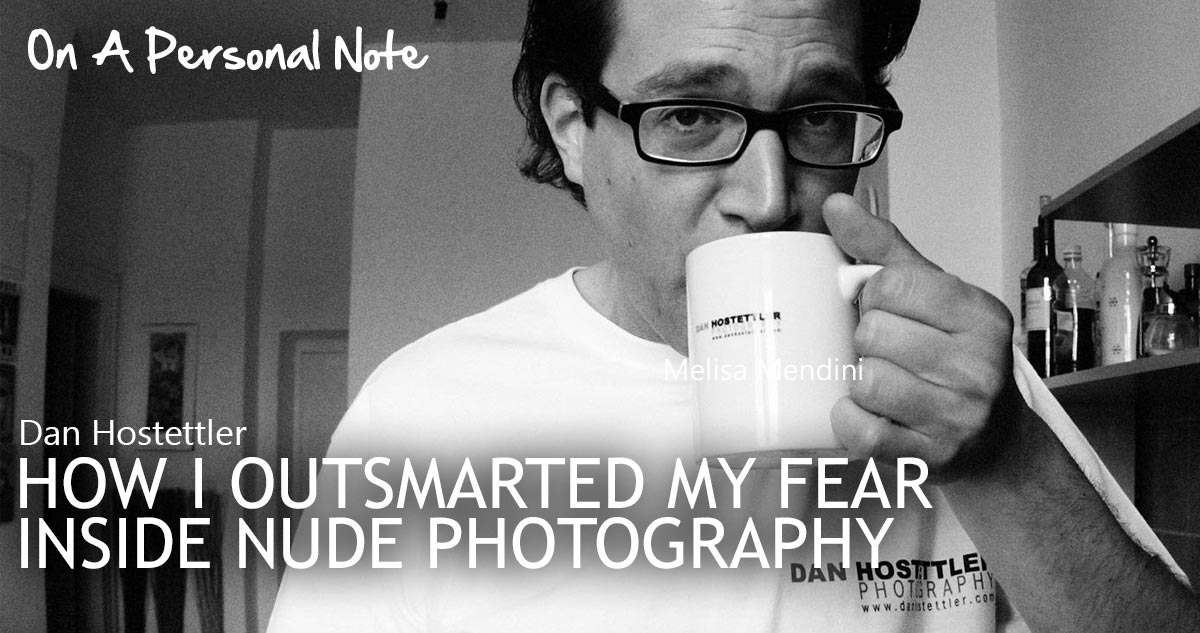 How I Outsmarted My Fear Inside Nude Photography