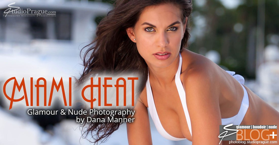 Asked: Dana Manner, Miami Heat – Glamour & Nudes