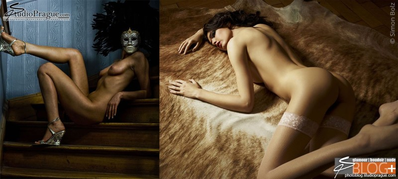 Playboy Pictures - Commercial Nude Photographer Simon Bolz