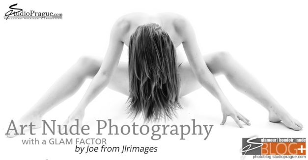 Asked: Joe (aka Jlrimages), Art Nude Photography with a Glam Factor