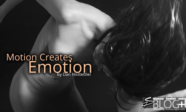 Impactful, Athletic Nude Poses: Motion Creates Emotion
