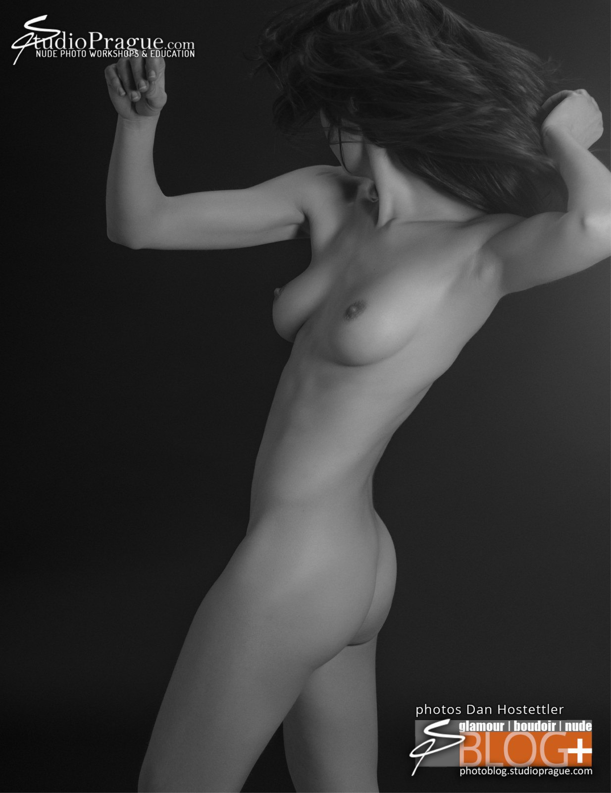 fashionNUDES & Glamour Poses - Vol 2 - by Dan Hostettler