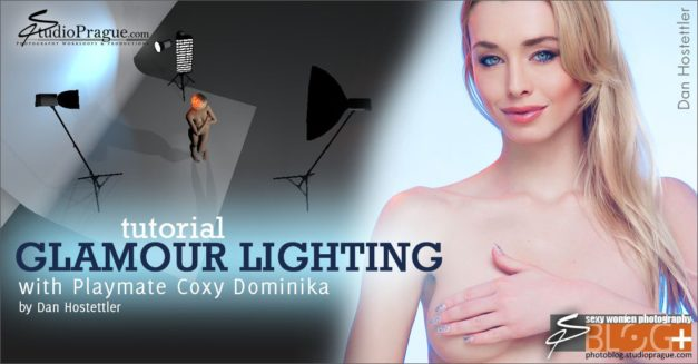 Basic Glamour Lighting Tutorial: My Definition & Setup
