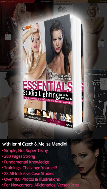 Trainings & Exercises - Essential Studio Lighting for Nude Photography