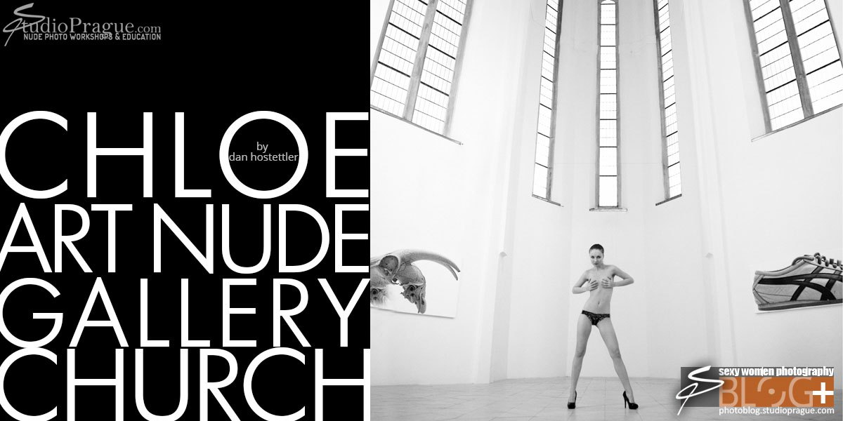 Chloe Nude Shoot: Creating Magic in the Temple of Art