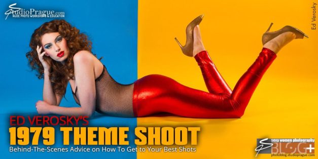 1979 Theme Shoot – Detailed Photo Shoot Talk-Through with Ed Verosky