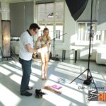 Working with Models - Coaching Actions over Forcing Poses - Playmate Coxy & Dan Hostettler