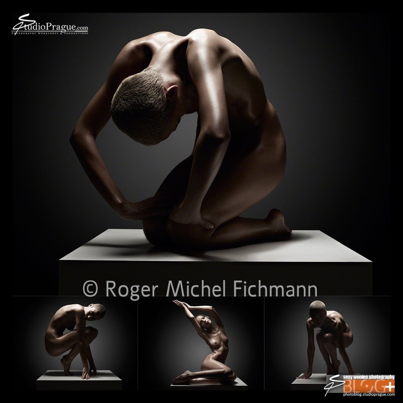 Classic Nude Art Photography by Roger Michel Fichmann