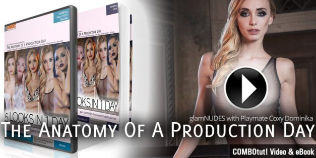 """GLAM & artNUDES – The Anatomy of a Production Day"""