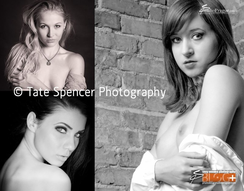 Feminine Nudes by Tate Spencer Photography - 3
