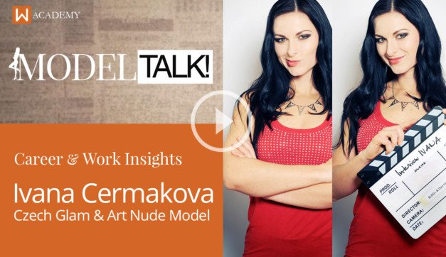Pep Talk with Ivana Cermakova, Pro Glamour & Art Nude Model