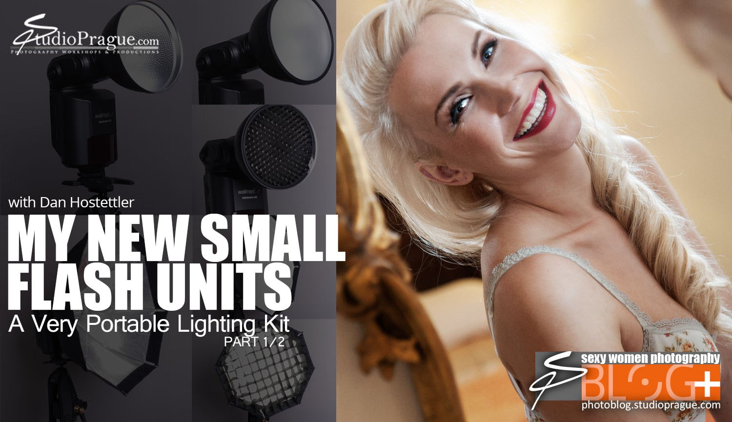 My Small Flash Units: A Very Portable Lighting Kit – Part 1/2