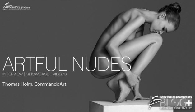 Asked: Artful Nudes by Thomas Holm