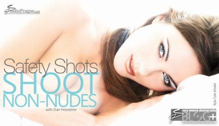 Implied Nudity: Never Forget The So-Called Safety Shots!