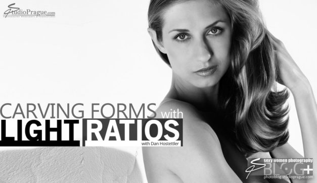 Light Ratios: Carving Your Model's Forms