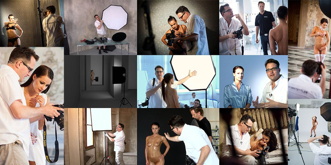 SMOOTH - Your Model Photography - Build an Instant Variety - eBook version