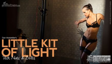 My Little Kit of Light (for On Location & Studio)