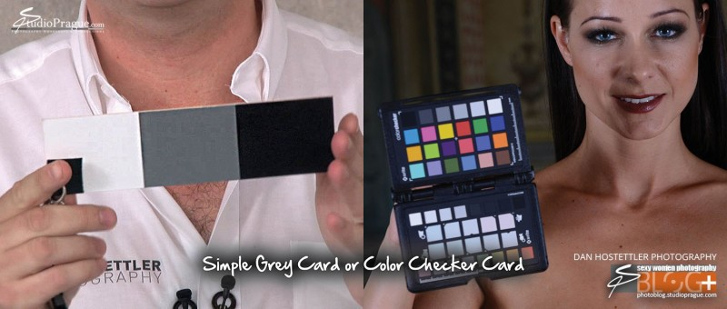 Grey Card, Color Checker for White Balancing - Essential Studio Lighting Kit - Little Kit of Light Gear & Components