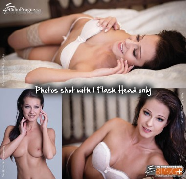 Nude Photography with 1 Flash Head - Essential Studio Lighting Kit - Little Kit of Light Gear & Components2