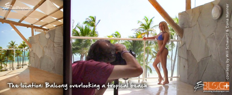 Shooting Beachwear - Bikini Model Champion Photo Shooting - Success Story