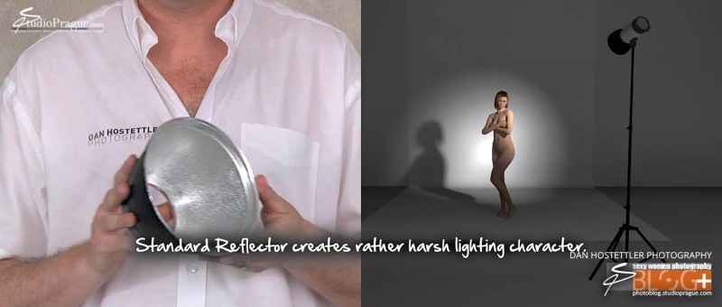 Standard Reflector - Essential Studio Lighting Kit - Little Kit of Light Gear & Components