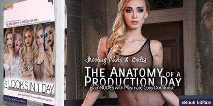 """glam & artNUDES – The Anatomy of a Production Day"" – eBook"