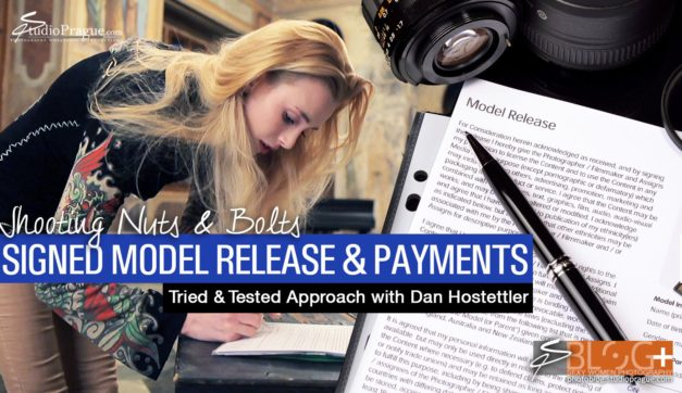 Signed Photo Model Releases & Payments: My Tried & Tested Approach