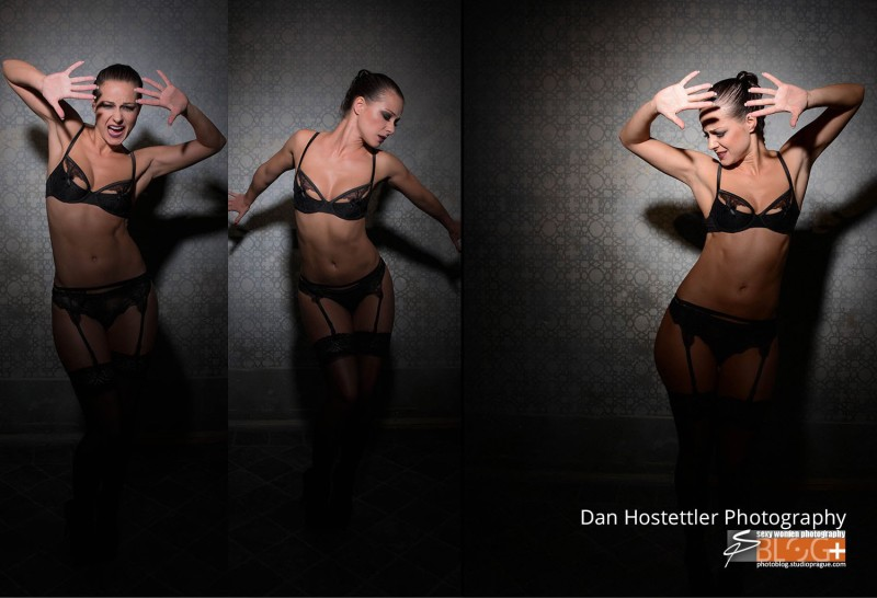 Drama Noir Lighting - Sexy Women Photography by Dan Hostettler5
