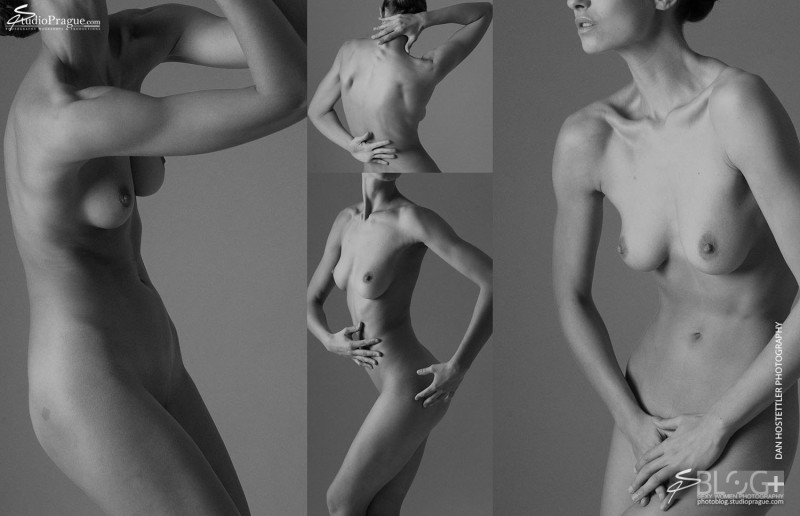 Art Nude Imagery Stana - Etude 1 - Classic Nudes by Dan Hostettler - 3