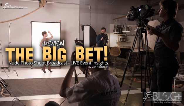 LIVE I: The Big Bet! (Review)