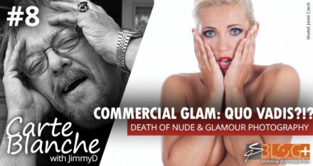 Reports of the Death of Nude & Glamour Photography May Be Exaggerated