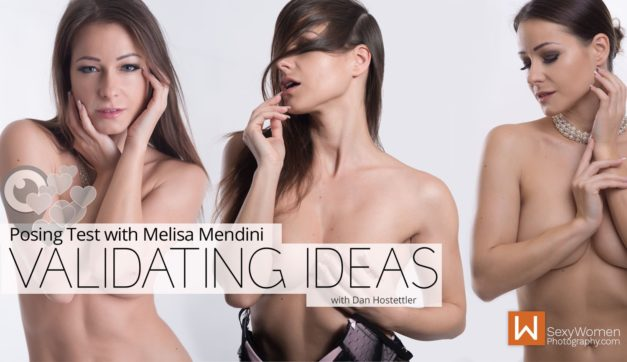 Session Replay: Report & Insights From A Test Photo Shoot With Melisa Mendini
