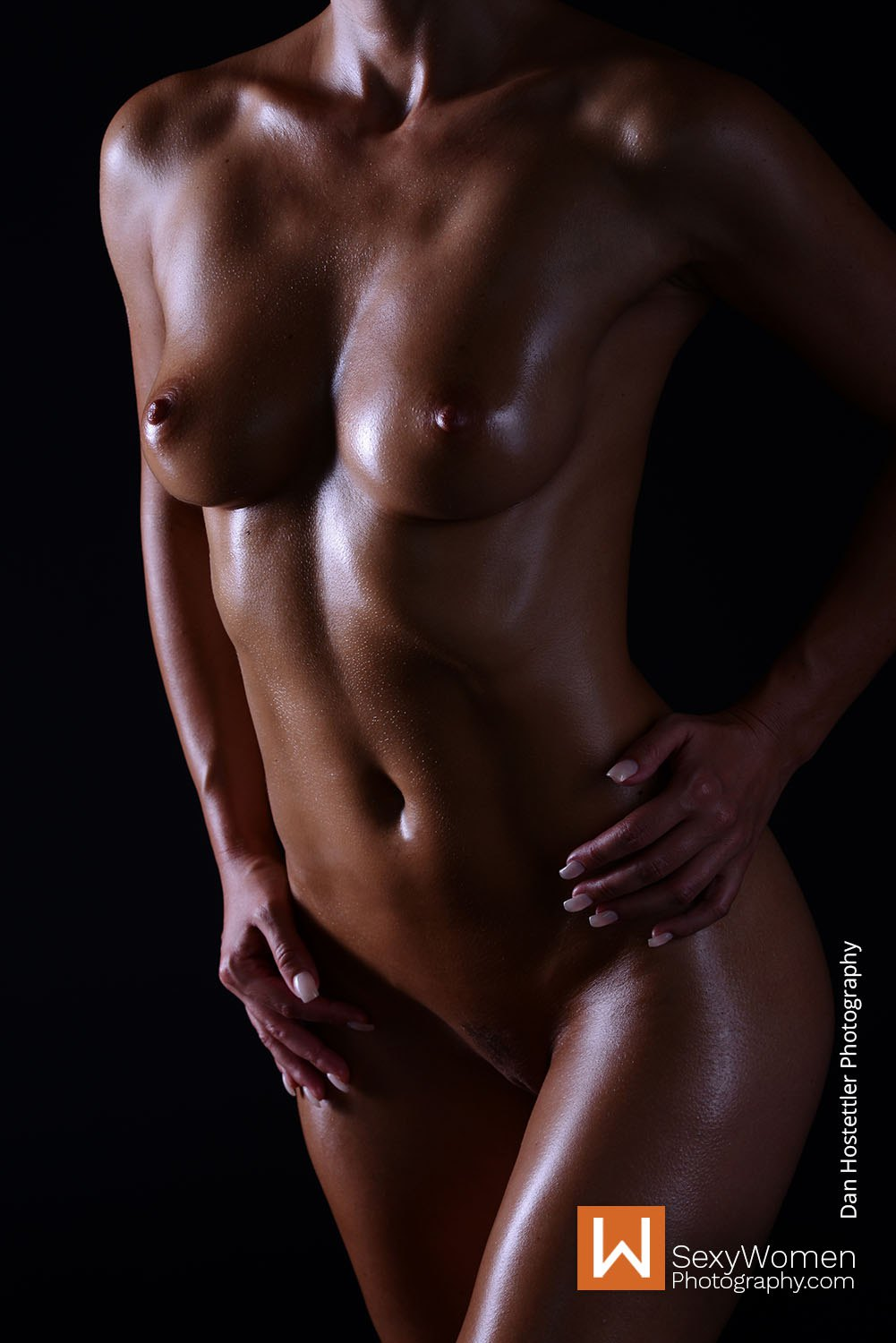 Final Image - Bodyscape Art Nudes with Melisa Mendini