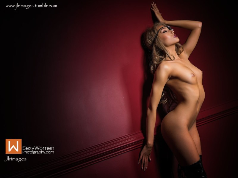 Studio Shoot - Glam & Nude Photography by Joe Rooney, JLRImages