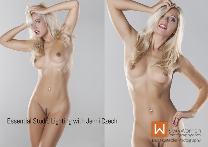 - Jenni Czech ESSENTIALS Studio Lighting for Nude Photography