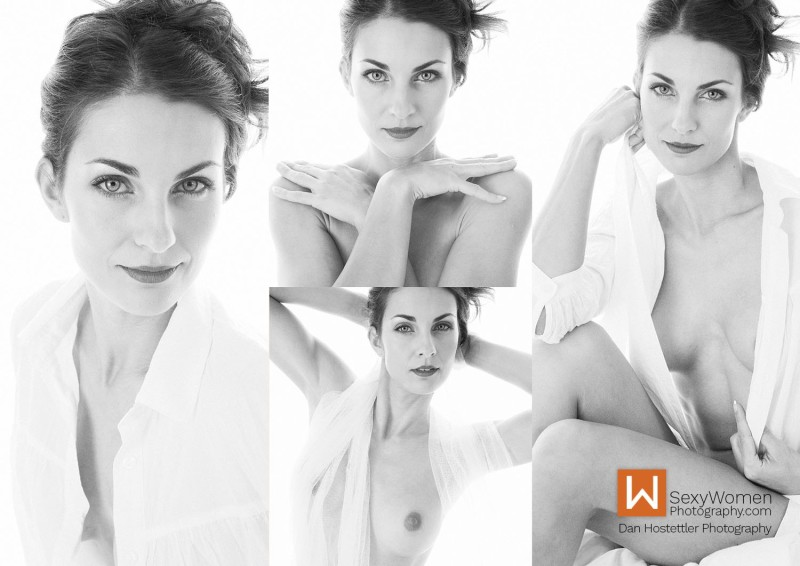 Brenda Kucerova - What Beautiful you Are - Nude Photo Series