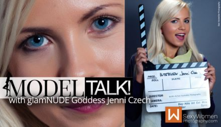 Pep Talk with Jenni Czech – Internet Celeb, Penthouse Pet, GlamNude Goddess