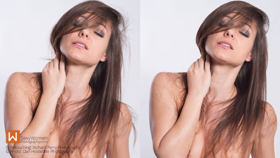 Before After - Stray Hair - Retouching Quick Wins copy