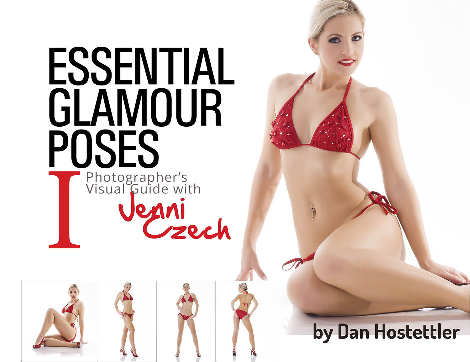 Glamour Posing Guide with Jenni Czech
