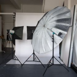 New Studio Indoor After - Setting Up A Photo Studio for Business