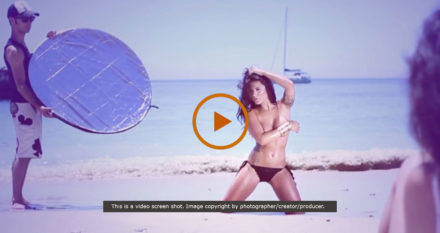 PLAYBOY making of with BEATRICE MARY BEXTER