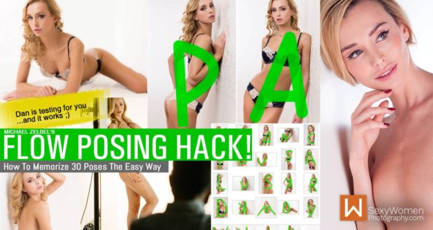 Flow Posing Hack: Memorize 30 Poses The Easy Way