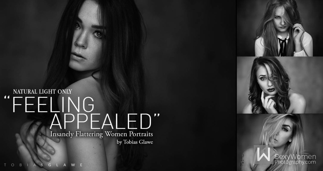 """Feeling Appealed"" – Insanely Flattering Women Portraits"