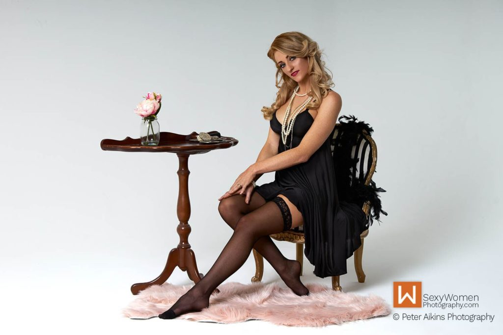 Top Tips For Pin-Up Photo Shoot - Peter Aikins Photography