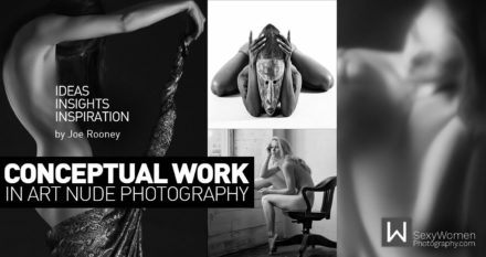 Get Your Idea On: The Importance of Conceptual Work in Art Nude Photography
