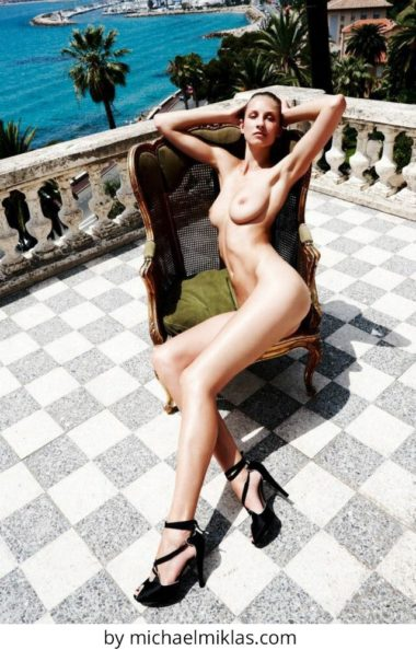 Art Nude Model Stana - Imagery