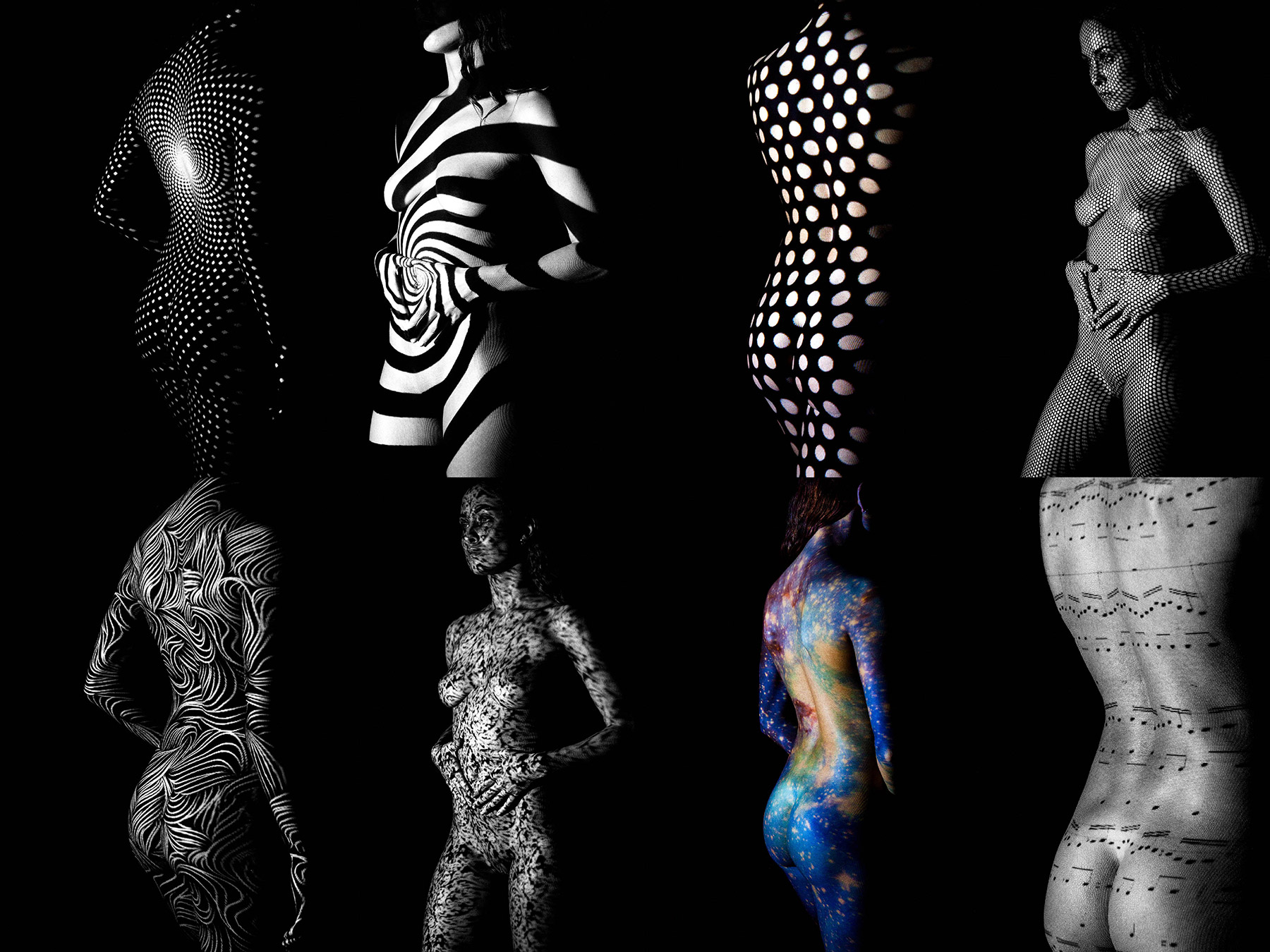 Explorations by Mischa Koorneef - Pro Photographer - Experimental Nudes Showcase