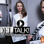 Pep Talk With Stana – Highly Accomplished Classical Art Nude Model