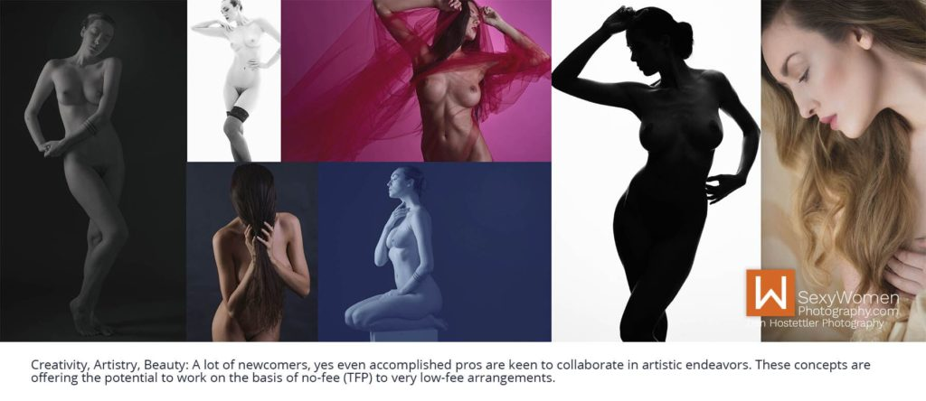Artistic, Creative, Beauty Nudes - Creative Nudes - Speedlight Adventure
